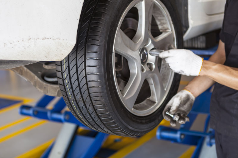 Stay Safe on the Road When it Comes to Your Tires and Know What to Do if a Tire Pops