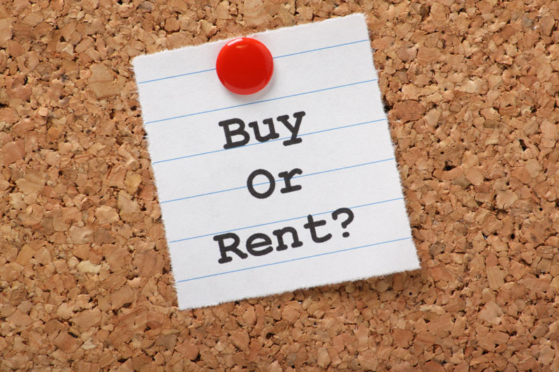 To Buy or Rent? That Is the Question – Learn How to Determine If You're Ready
